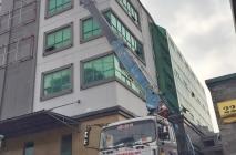 Địa chỉ thuê xe cẩu tự hành tại Hà Nội