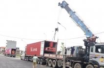 Kinh nghiệm thuê xe cẩu tự hành tại Hà Nội